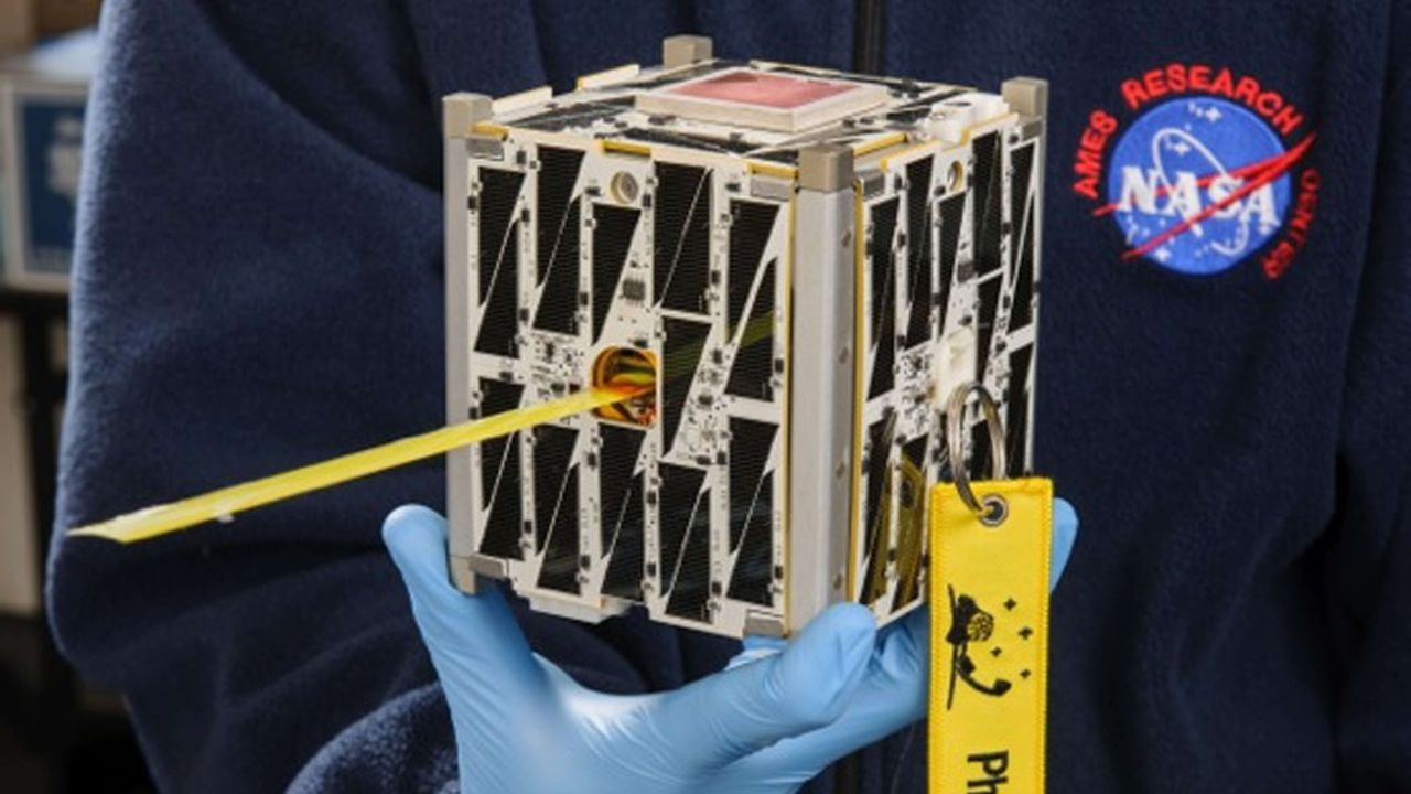 Exotrail envisage de vendre ses systèmes de propulsions pour nanosatellites autant aux Etats-Unis qu'en Asie.