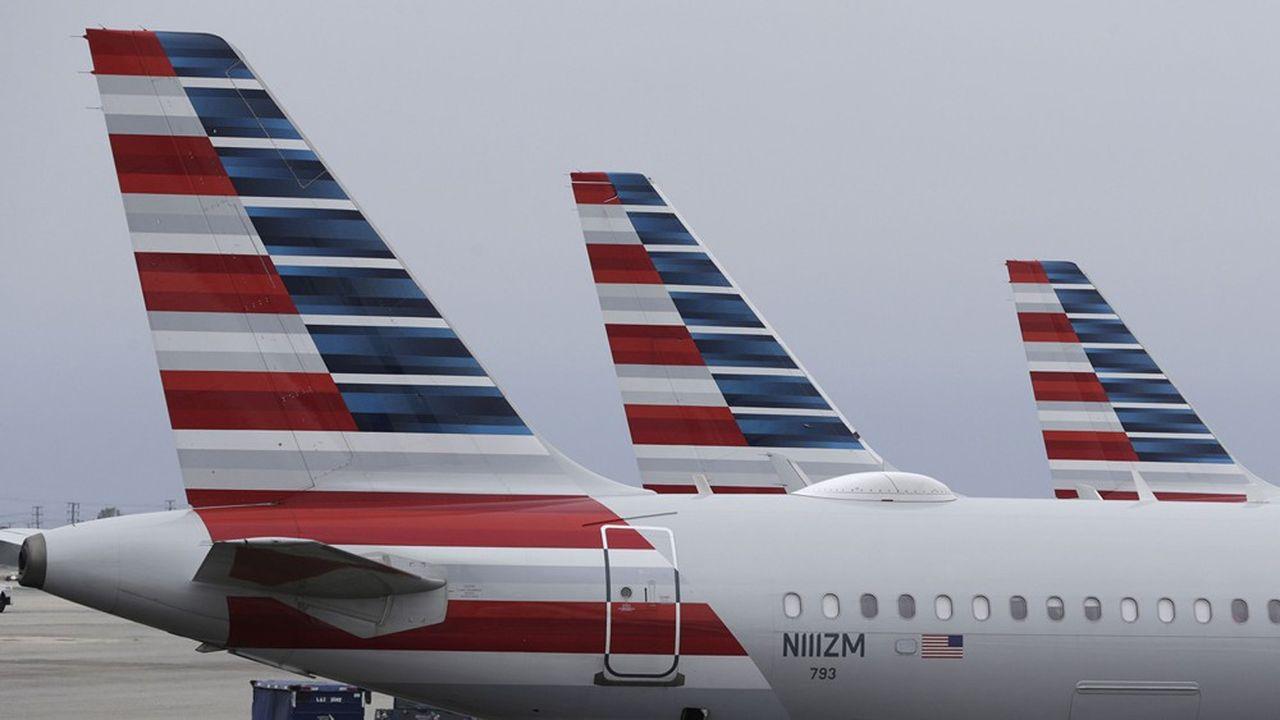 Les recettes tirées des vols de passagers ont baissé de 80% en juin par rapport à l'année précédente.