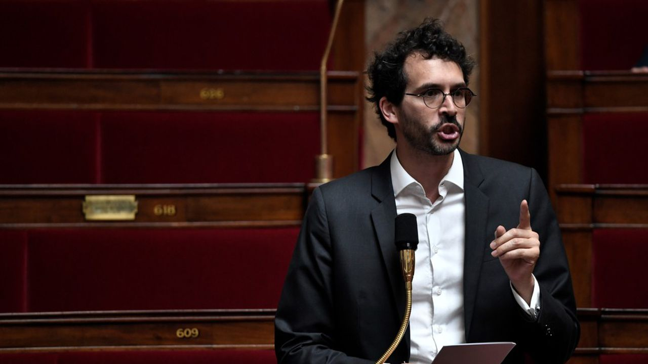 Le député LFI de Seine-St-Denis Bastien Lachaud a présenté mercredi les pistes de son parti pour répondre à la crise économique et sociale découlant de la pandémie.