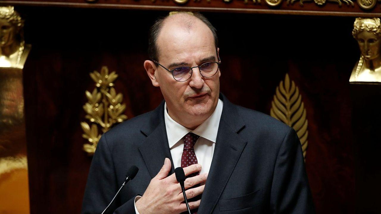 Jean Castex avait annoncé que 40 des 100milliards d'euros du plan de relance seraient consacrés à l'industrie.