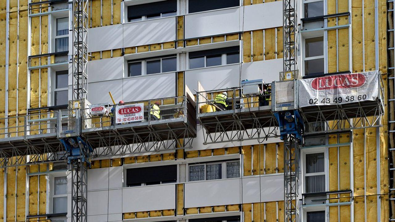 «Est-ce qu'on ne peut pas en rajouter sur tel ou tel projet, comme la rénovation énergétique des bâtiments? J'y suis favorable», a indiqué le ministre de l'Economie, Bruno Le Maire.