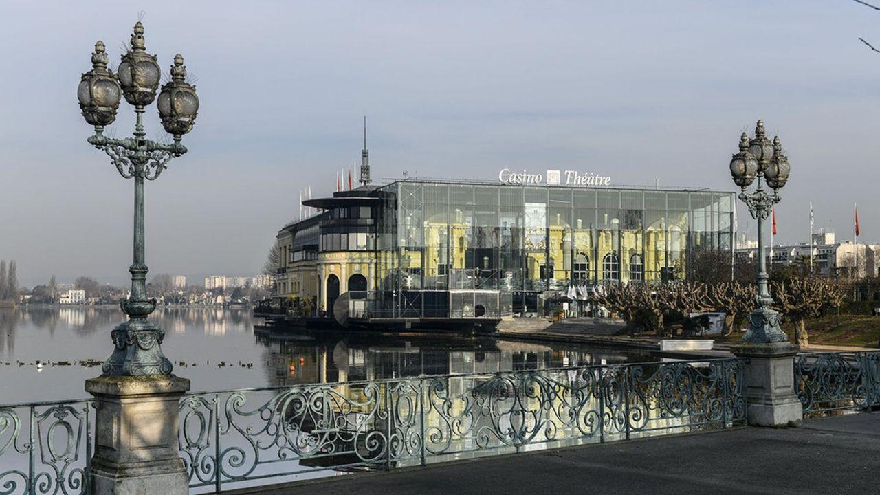 Exploité par le groupe Barrière, le casino d'Enghien-les-Bains (95),le premier de France, a rouvert le 21juin.