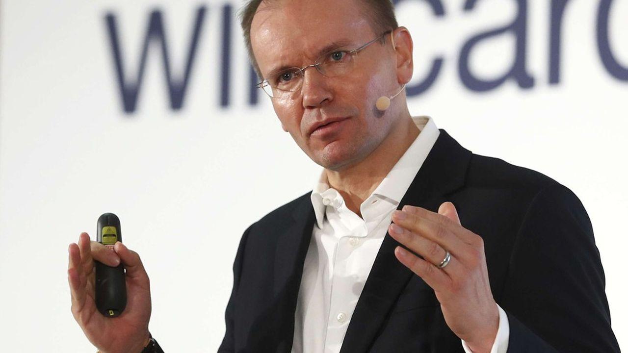 Markus Braun, qui détenait 7% du groupe allemand spécialiste des paiements en ligne, a été contraint de démissionner le 19juin, après avoir reconnu qu'une somme de 1,9milliard d'euros, qui figurait à son bilan, «n'existait probablement pas».