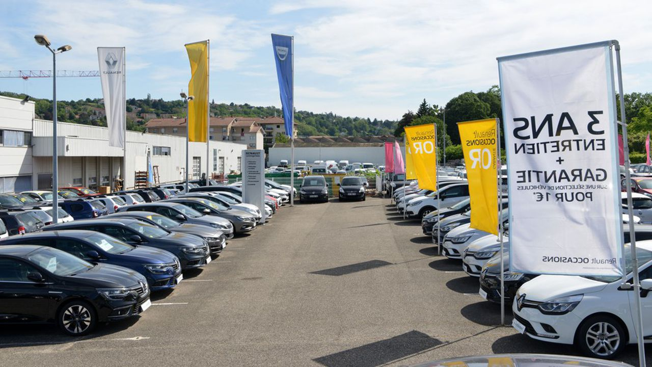 Avec une hausse des ventes de voitures neuves de 1,2%, la France a été le seul pays à afficher une hausse au mois de juin.