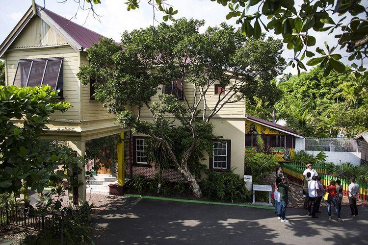 Sa maison à Kingston, transformée en musée, est aujourd'hui le site touristique le plus visité de Jamaïque