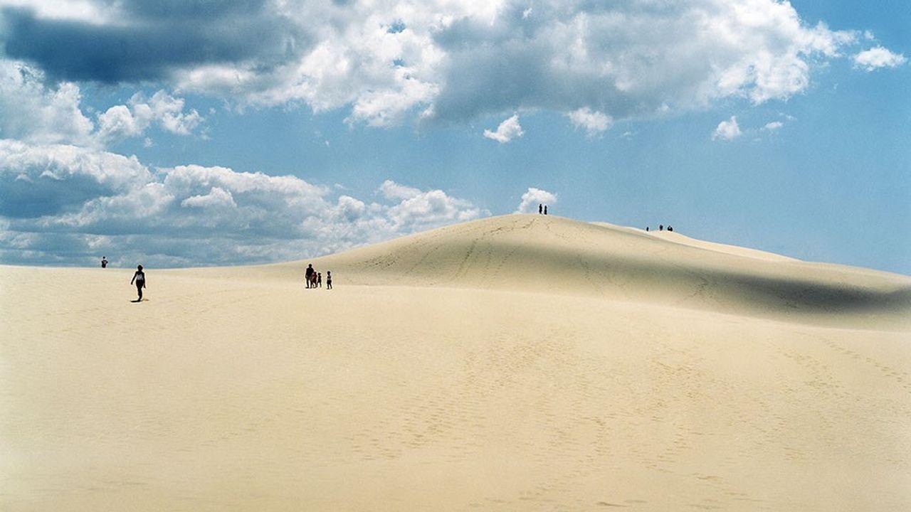 La dune accueille 1 million de touristes chaque année