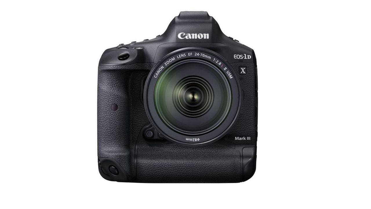 Canon : fleuron numérique
