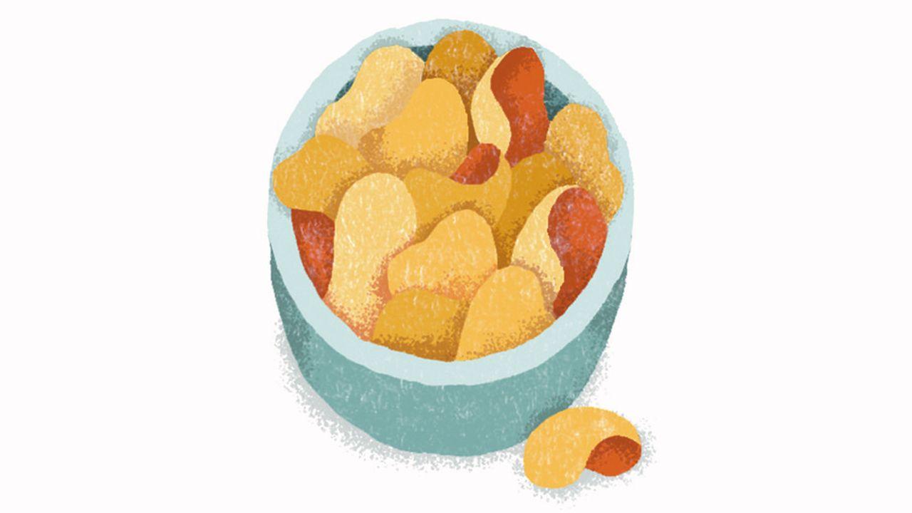 Les meilleures chips