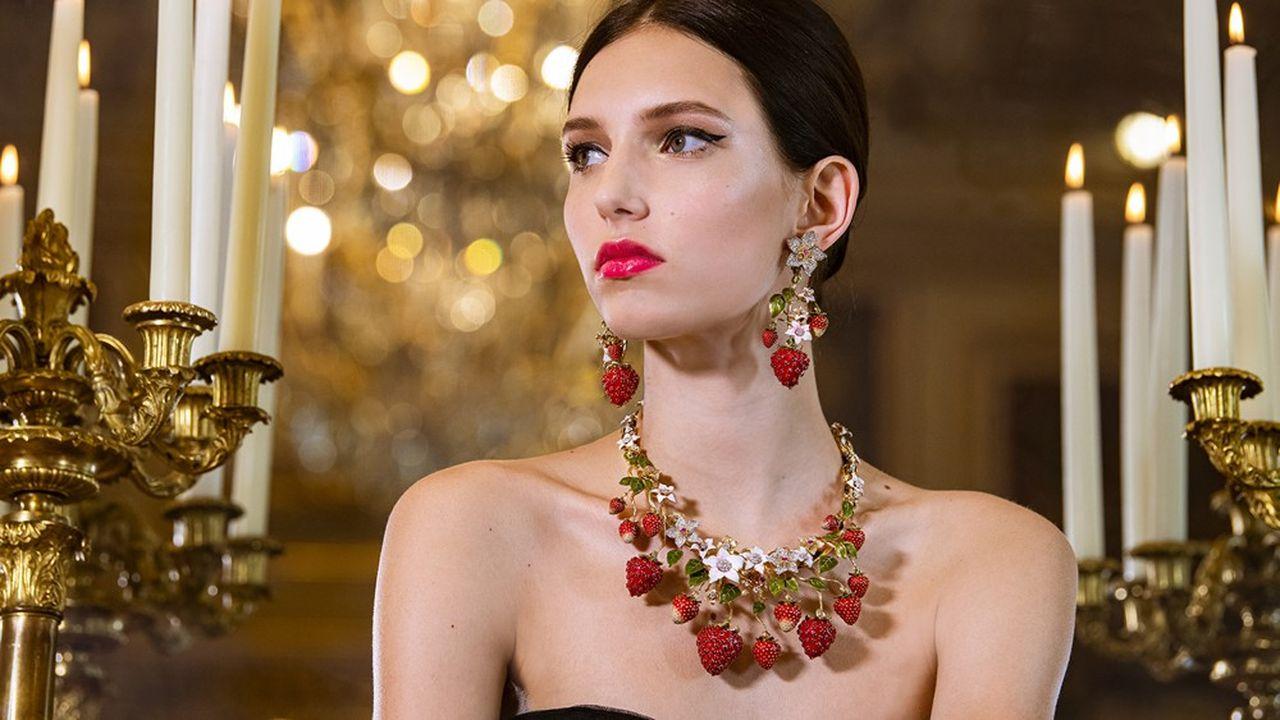 Mode : glamour à l'italienne
