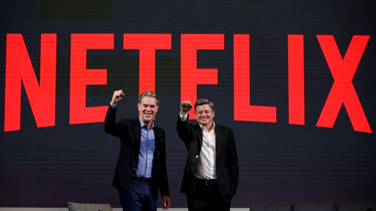 Netflix enregistre 10 millions d'abonnés supplémentaires, mais prévoit un ralentissement