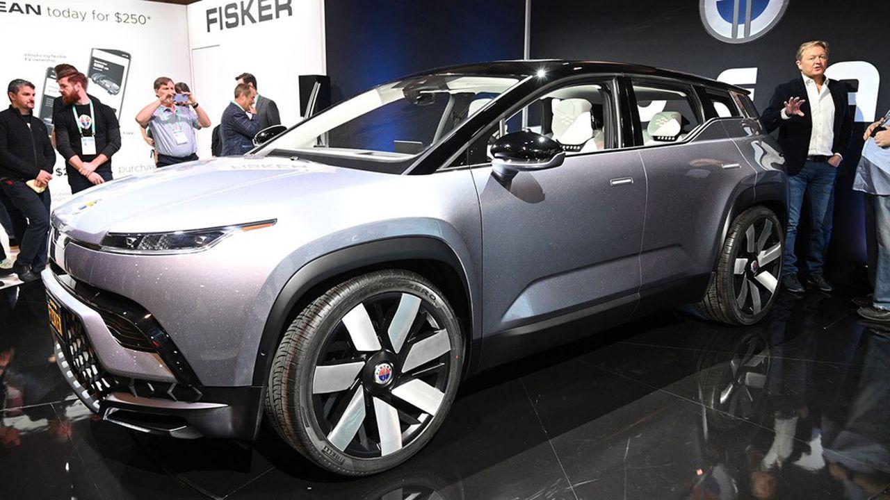 Les start-up concurrentes veulent profiter de cette «Tesla mania» pour pousser leurs pions.