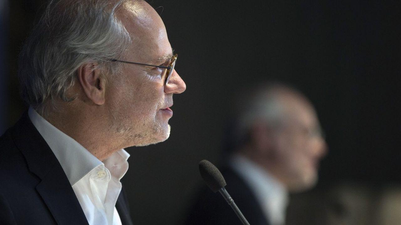 Le directeur de Libération s'engage en politique