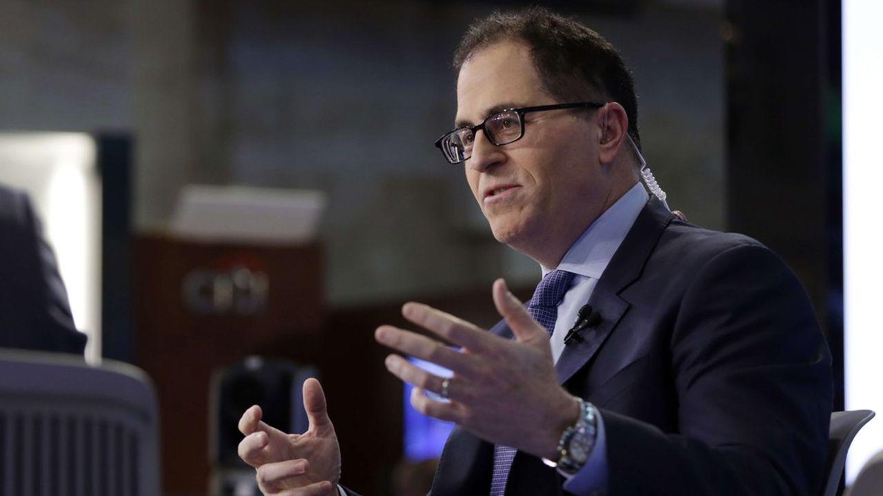 Michael Dell a réintroduit son groupe en Bourse fin 2018, après cinq ans loin des regards du marché.