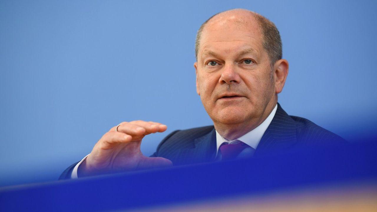 La tempête Wirecard se rapproche du ministre des Finances allemand, Olaf Scholz.