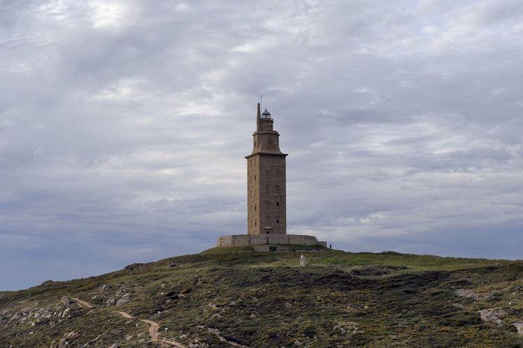 La Tour d'Hercule, Espagne