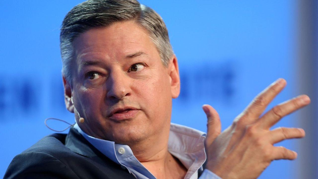 Ted Sarandos a commencé à travailler chez Netflix en mars2000