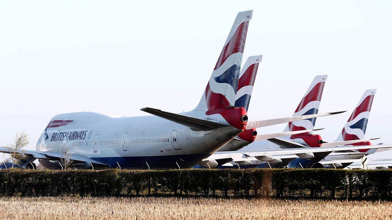 Le premier vol du 747 reliait le 22janvier 1970 New York à Londres, aux couleurs de la défunte PanAm. British Airways renonce à exploiter ses 31 derniers exemplaires.