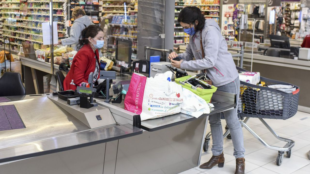 La fin du confinement a permis aux Français de retrouver certaines de leurs habitudes de consommation