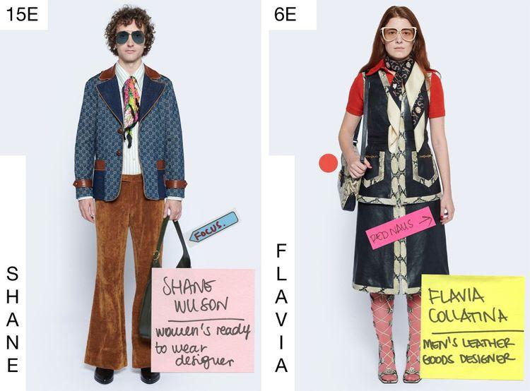 L'Epilogue de Gucci