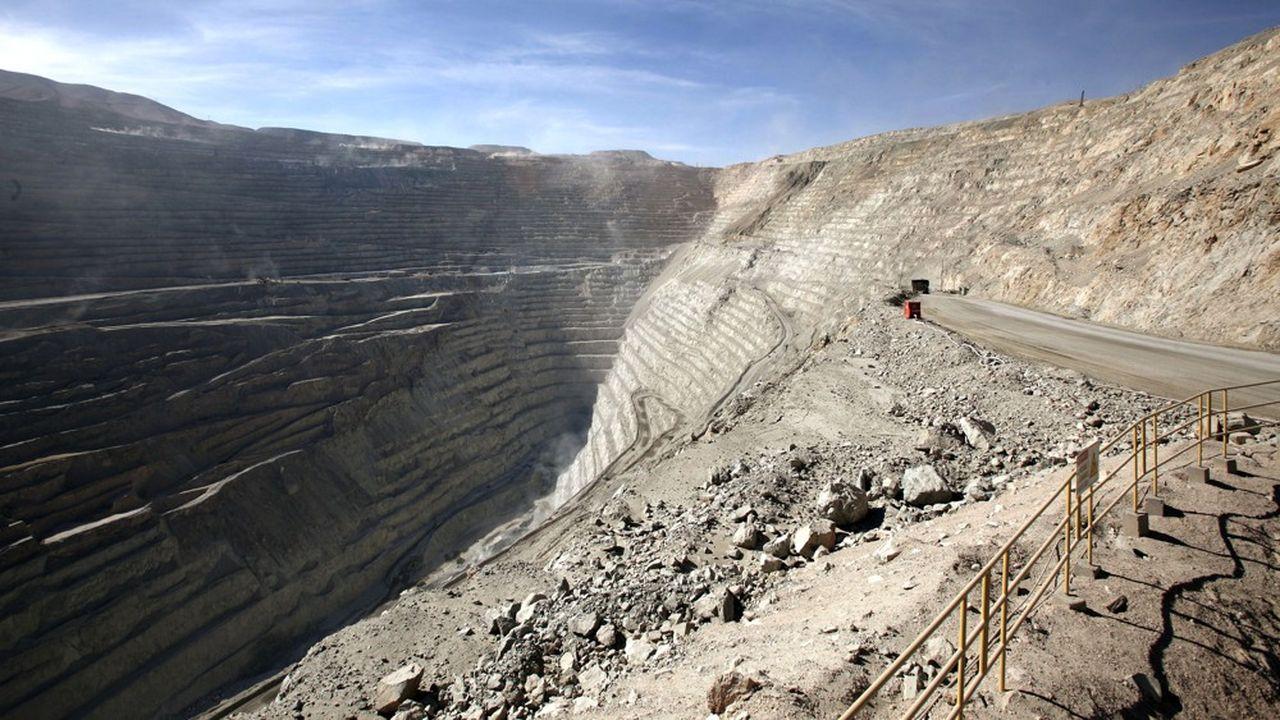 Le prix du cuivre rebondit. Le risque de grève sur la mine de Zaldivar pourrait créer des tensions d'approvisionnement.