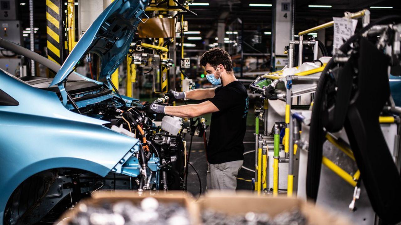 «La France est championne d'Europe des impôts de production. Selon Eurostat, ils représentaient 109milliards d'euros en 2018.»