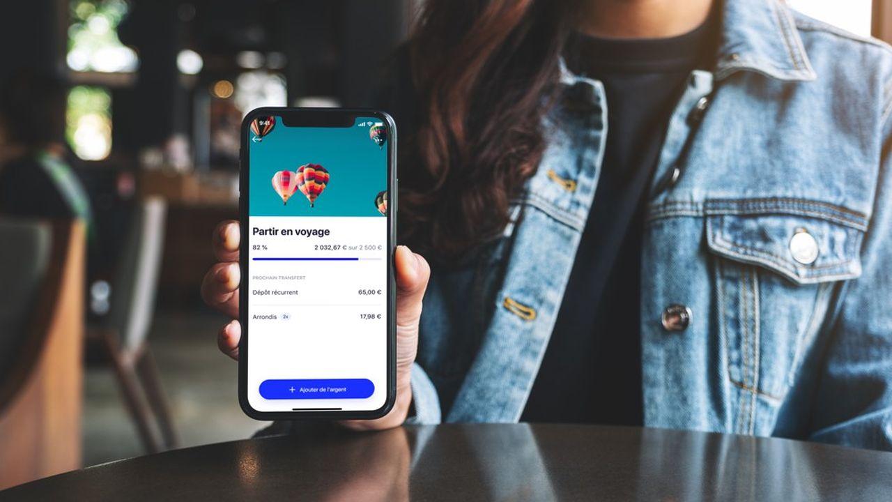 Forte de son succès au Canada, l'application Moka (ex-Mylo) veut maintenant aider les jeunes français à atteindre leurs objectifs financiers, en arrondissant leurs achats et en investissant leur petite monnaie.