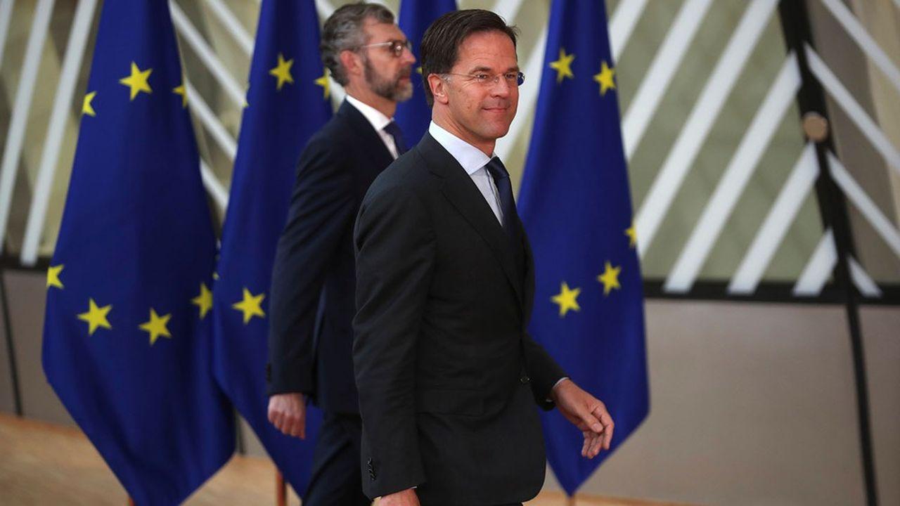 Le Premier ministre néerlandais Mark Rutte a durement négocié sa position et celle de ses alliés pendant le sommet sur le plan de relance économique après la crise du Covid-19.
