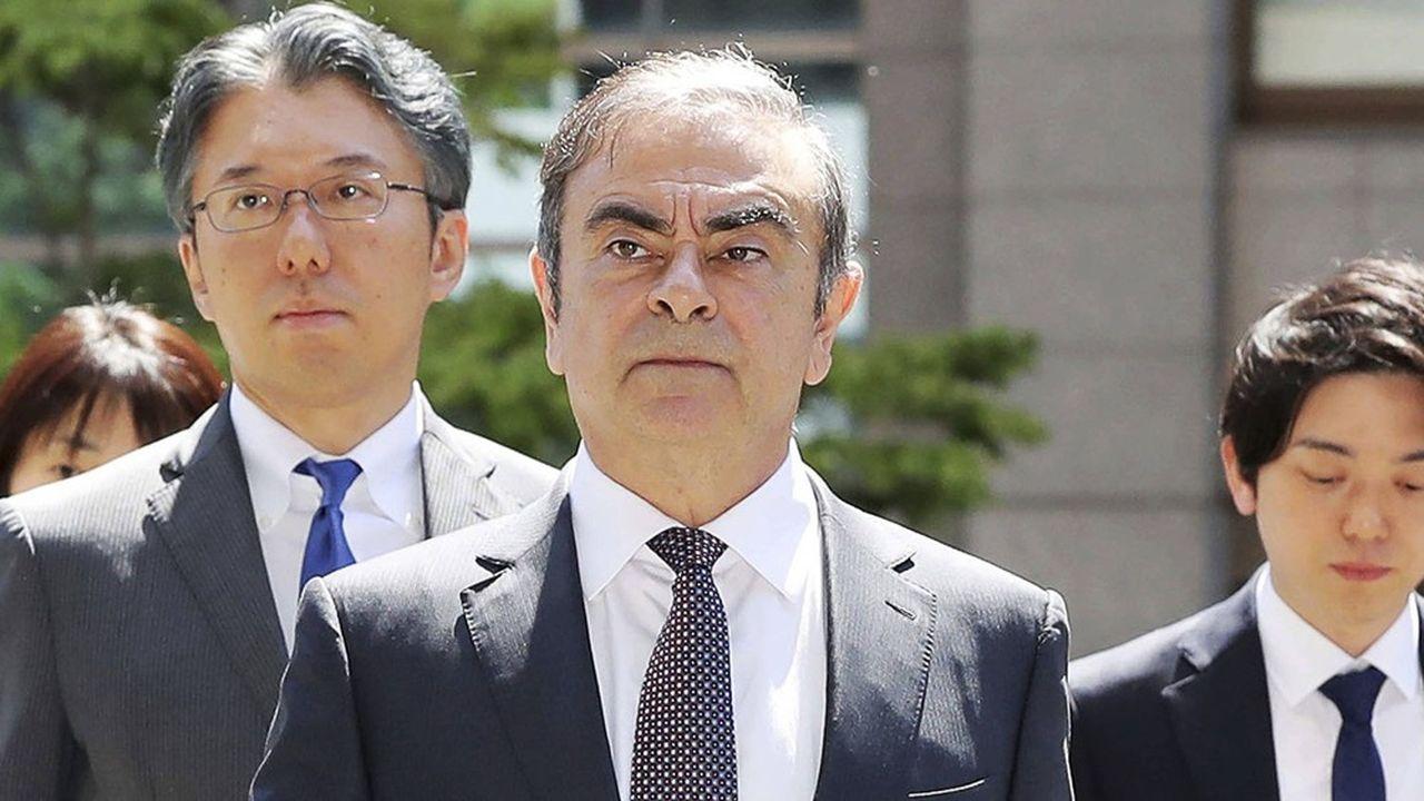 Ce n'est pas tant une défiance envers la justice française que des inquiétudes pour lui-même qui ont motivé Carlos Ghosn à refuser une audition avec un juge d'instruction à Nanterre.