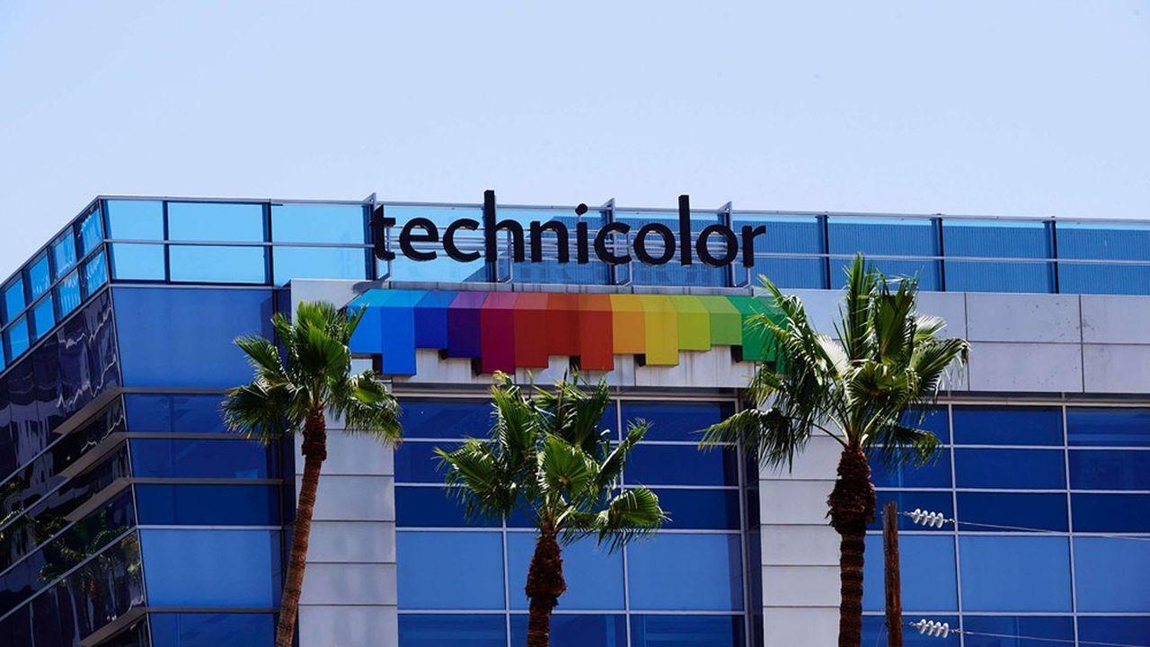 Le groupe français Technicolor va pouvoir rembourser les 110millions dus à la banque JPMorgan d'ici le 31juillet prochain.