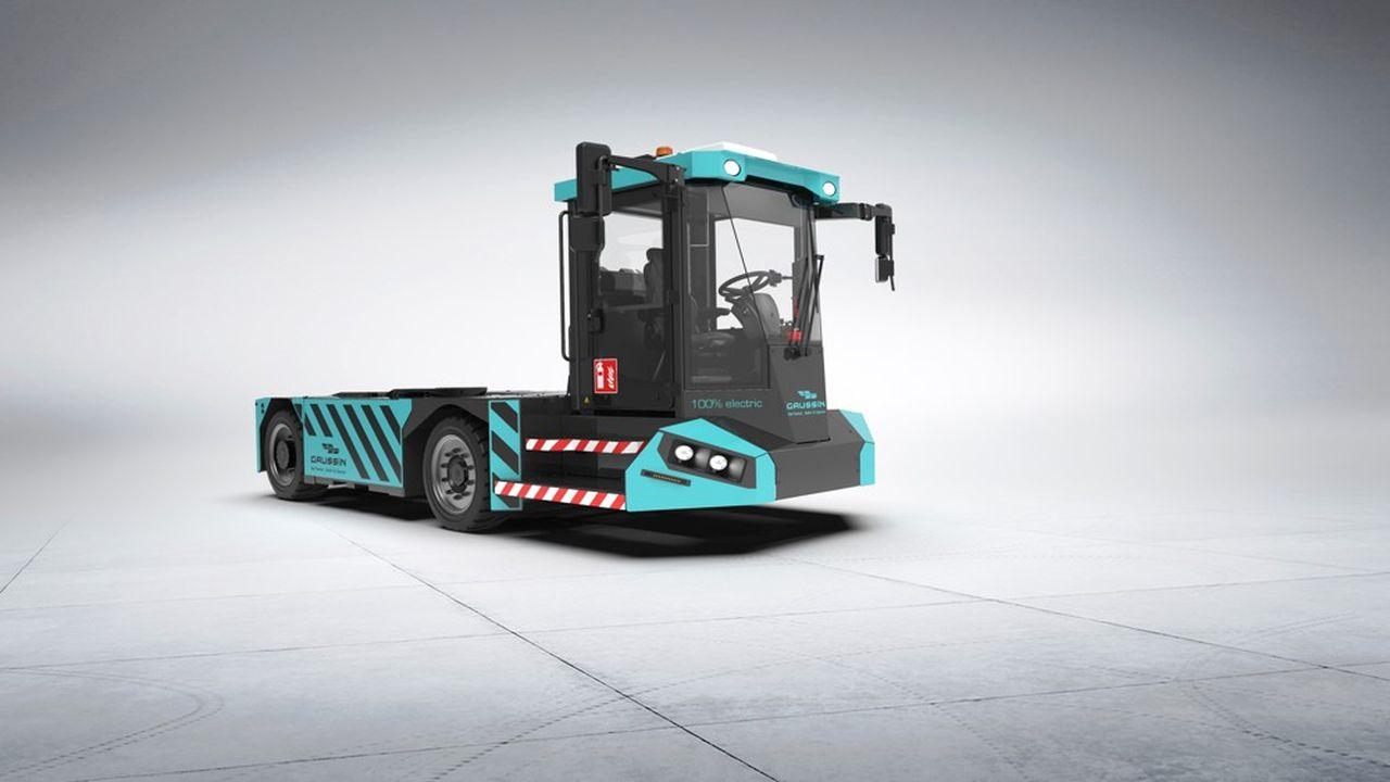 L'accord porte sur un transfert de technologie de véhicules électriques dédiés aux ports maritimes, aux aéroports, à la logistique et aux smart cities.