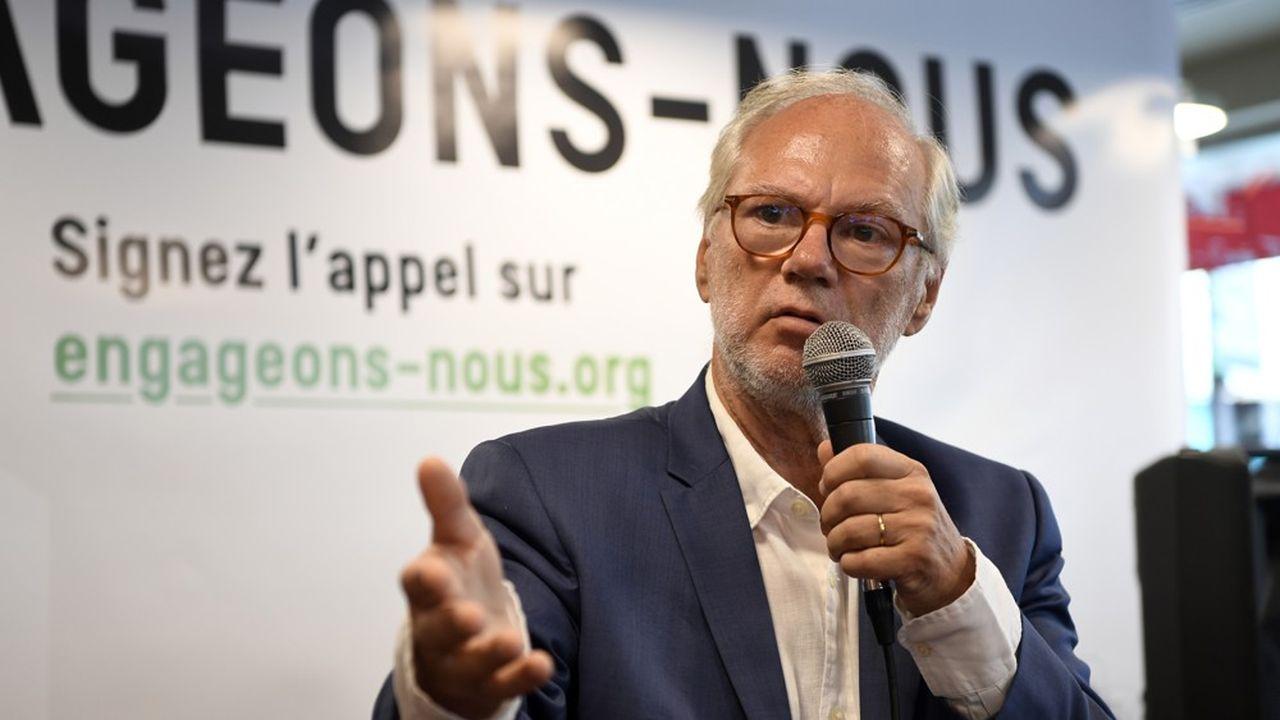 Laurent Joffrin, ce lundi.