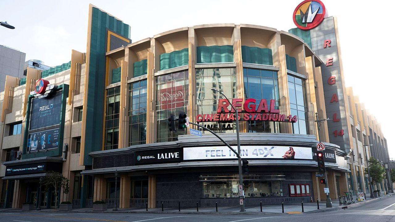 La plupart des salles de cinéma restent fermées aux Etats-Unis.