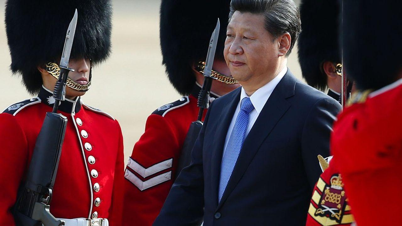 La première visite officielle au Royaume-Uni de Xi Jinping remonte à 2015. Depuis cette date, plusieurs dossiers sont venus ternir la relation entre les deux partenaires.