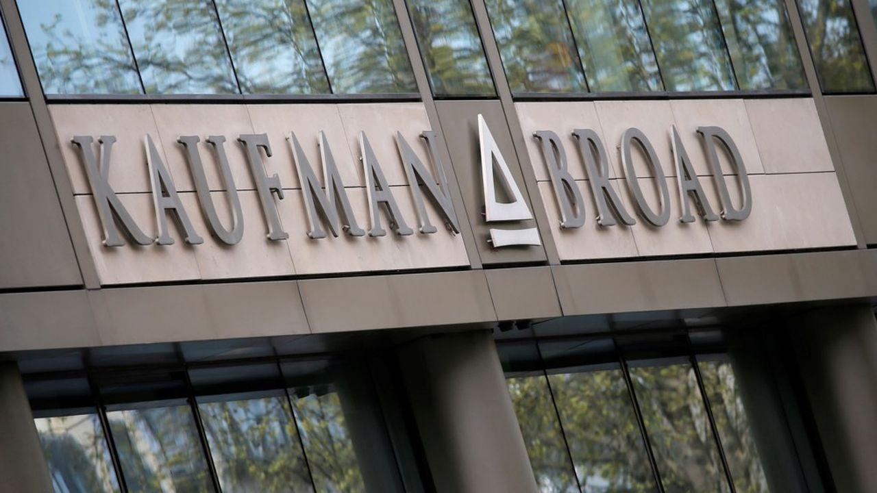Kaufman & Broad affirme observer avec inquiétude la manoeuvre de Promogim, l'un de ses principaux concurrents dans la promotion immobilière qui est monté à 13,41% du capital.