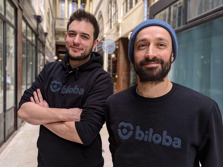Depuis 2018, Benjamin Hardy et son associé sont à l'origine de l'application de suivi vaccinal de l'enfant « Biloba - Vaccins des enfants », qui réunit plus de 40.000 utilisateurs.