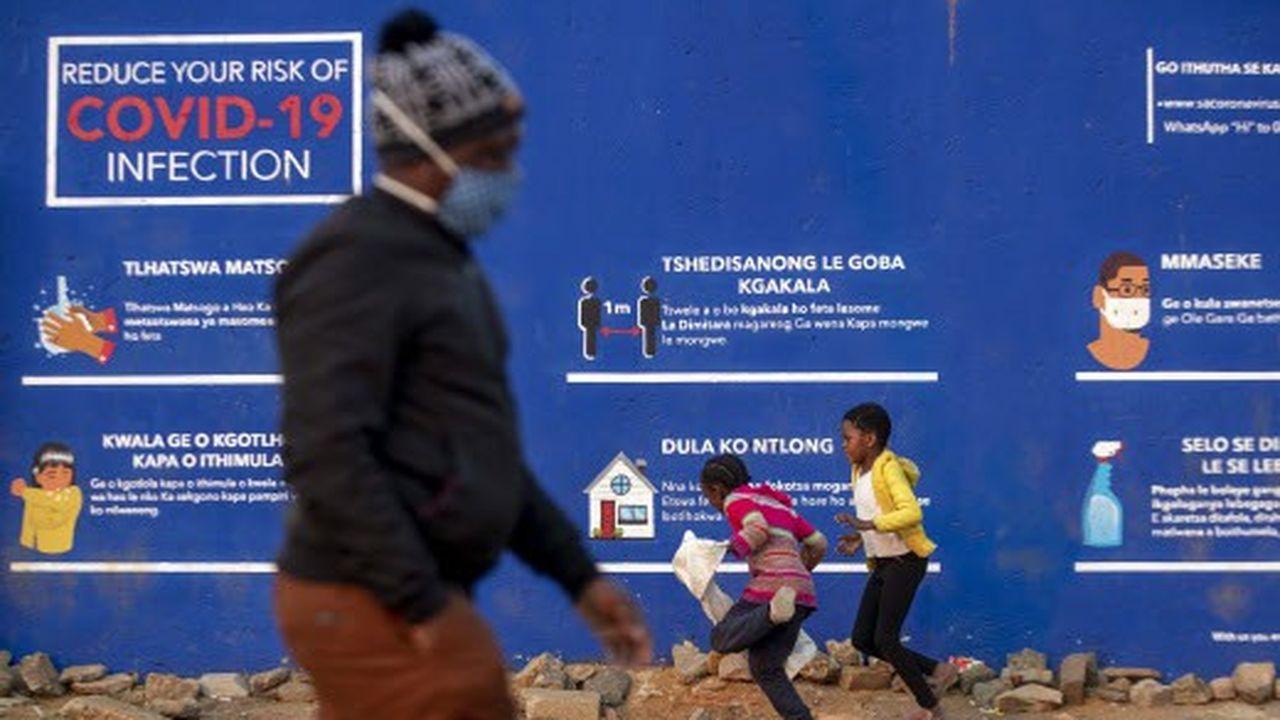 L'Afrique est le deuxième continent le moins touché, avec plus de 15.160 décès.