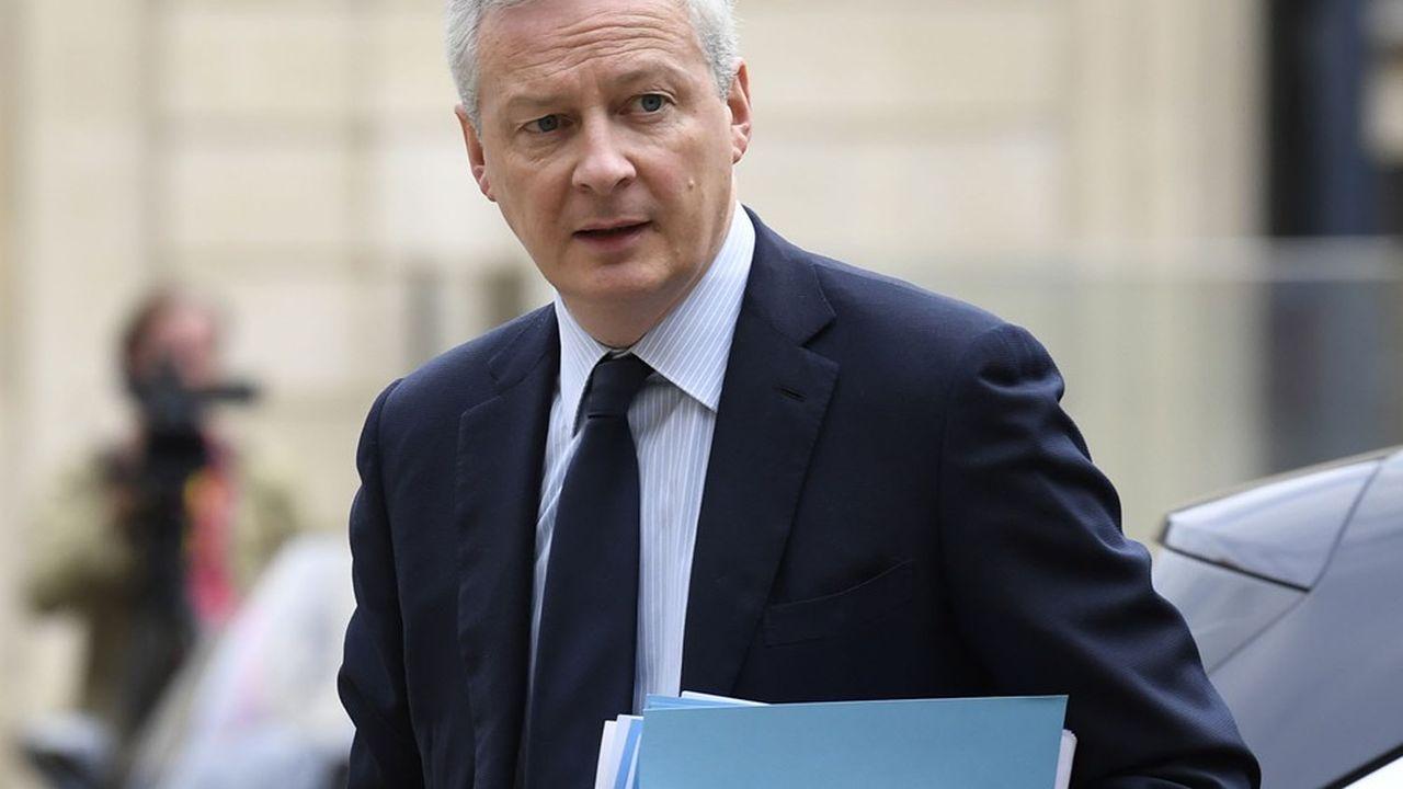 Bruno Le Maire a admis que l'achat de masques représentait un «coût important» pour les familles.