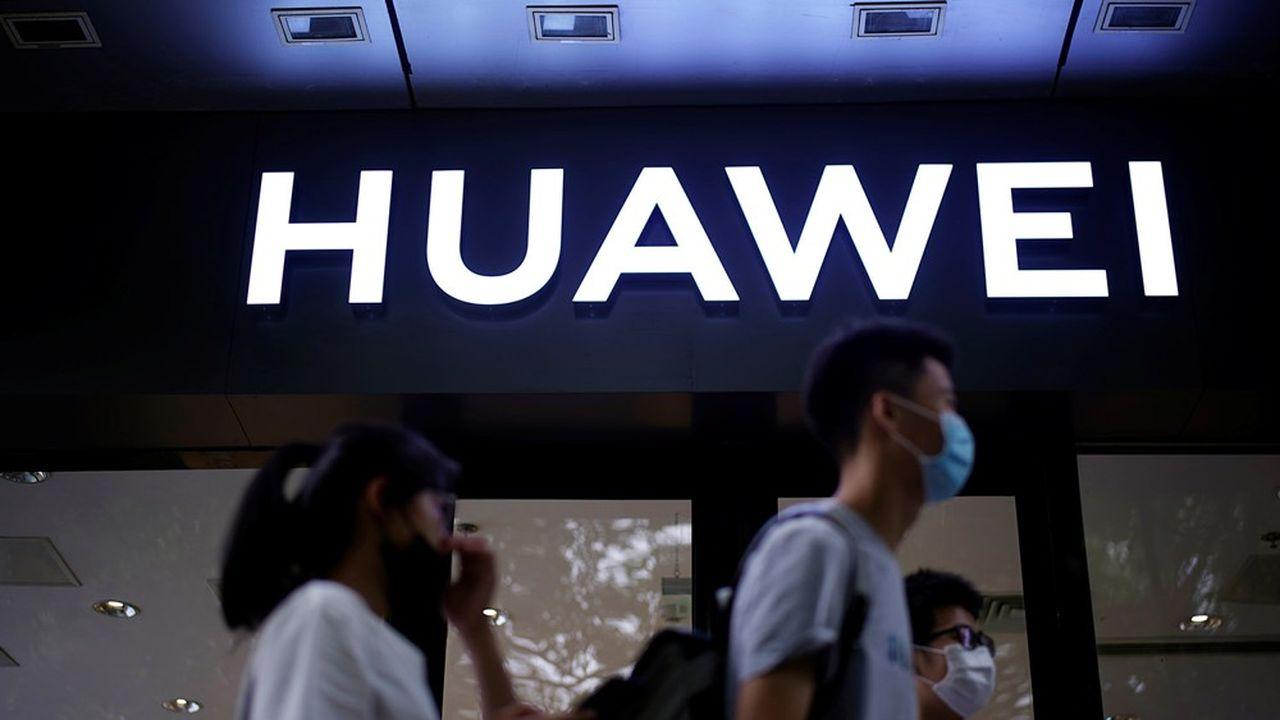 Huawei fait l'objet de mesures de restriction aux Etats-Unis et au Royaume-Uni.