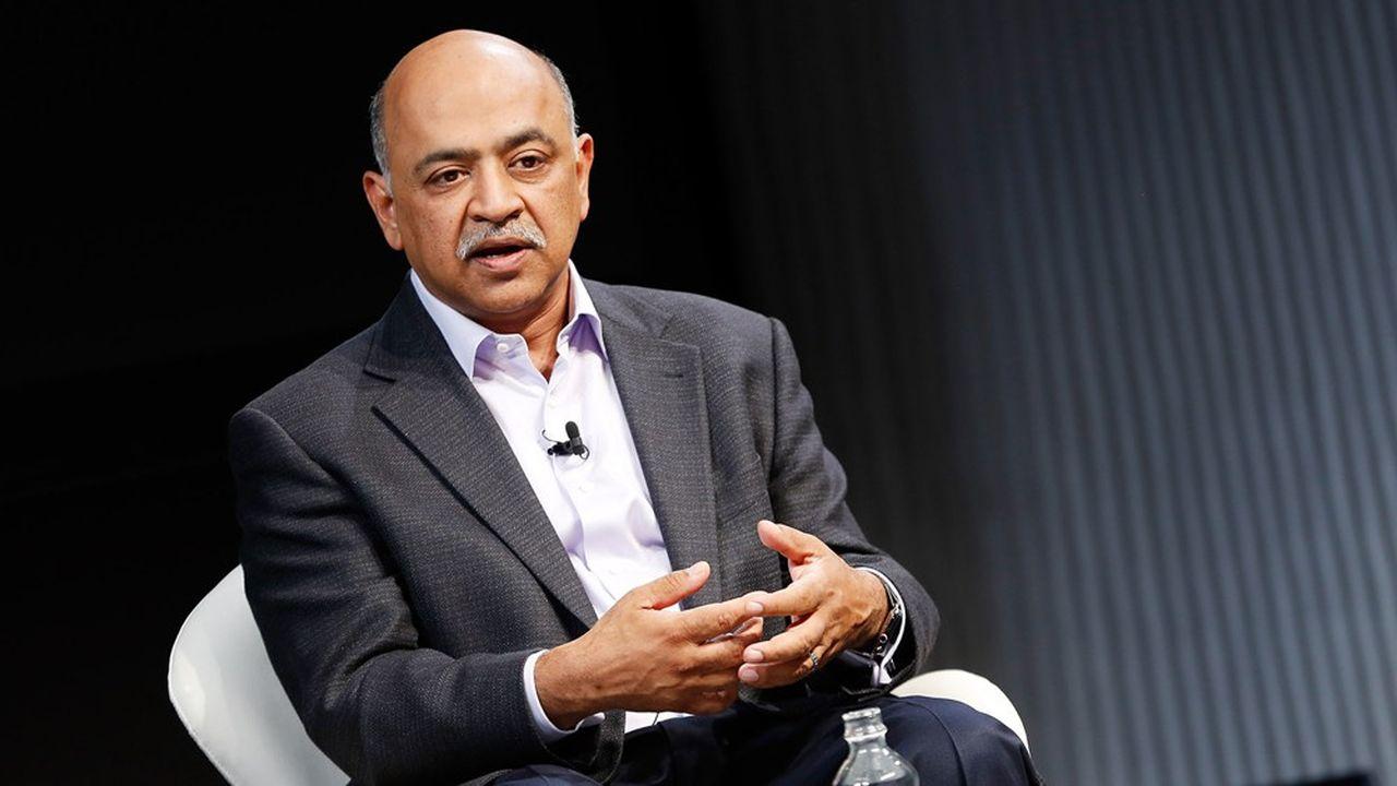 «Nous voyons émerger des tendances de long terme en dépit de la crise», a noté le PDG d'IBM, Arvind Krishna, lors d'une conférence téléphonique avec des analystes.