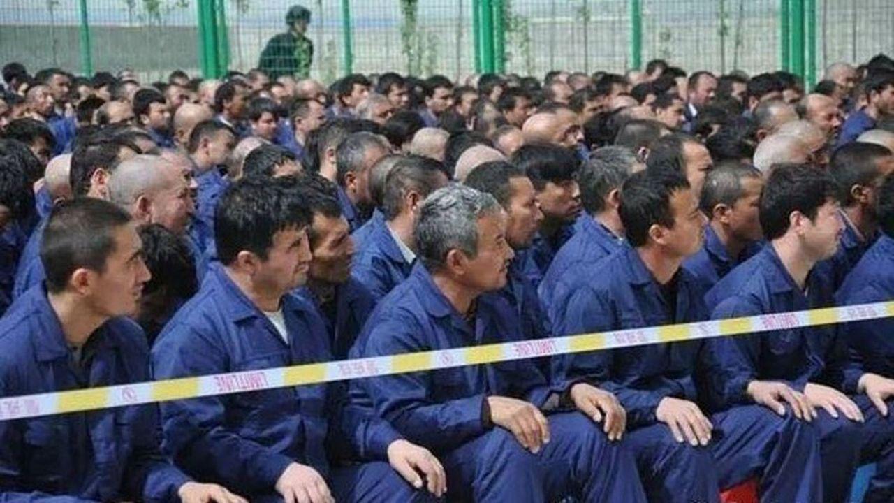 La Chine aurait interné au moins un million de musulmans.