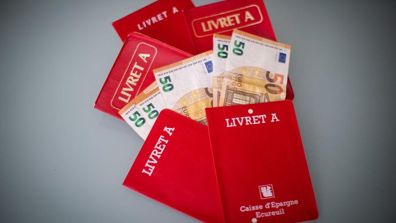 Sur les six premiers mois de l'année 2020, le livret A a cumulé une collecte nette de20,41milliards d'euros.