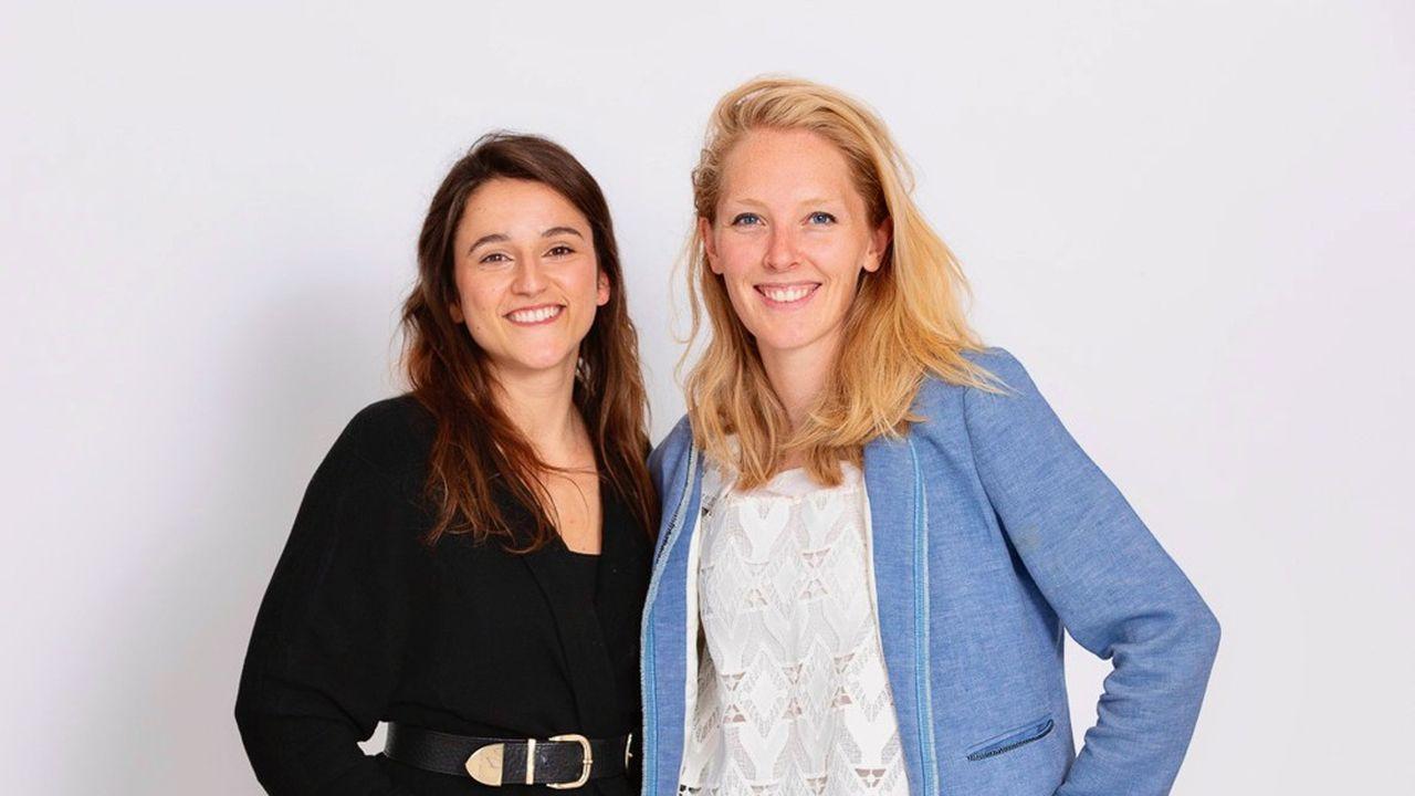 Dans le podcast À Vous Demain lancé pendant le confinement, on écoute les fondatrices et animatrices, Juliette Lailler et Marie Belile, deux jeunes femmes, qui ont quitté leur boulot pour être plus «alignées avec leurs aspirations profondes».