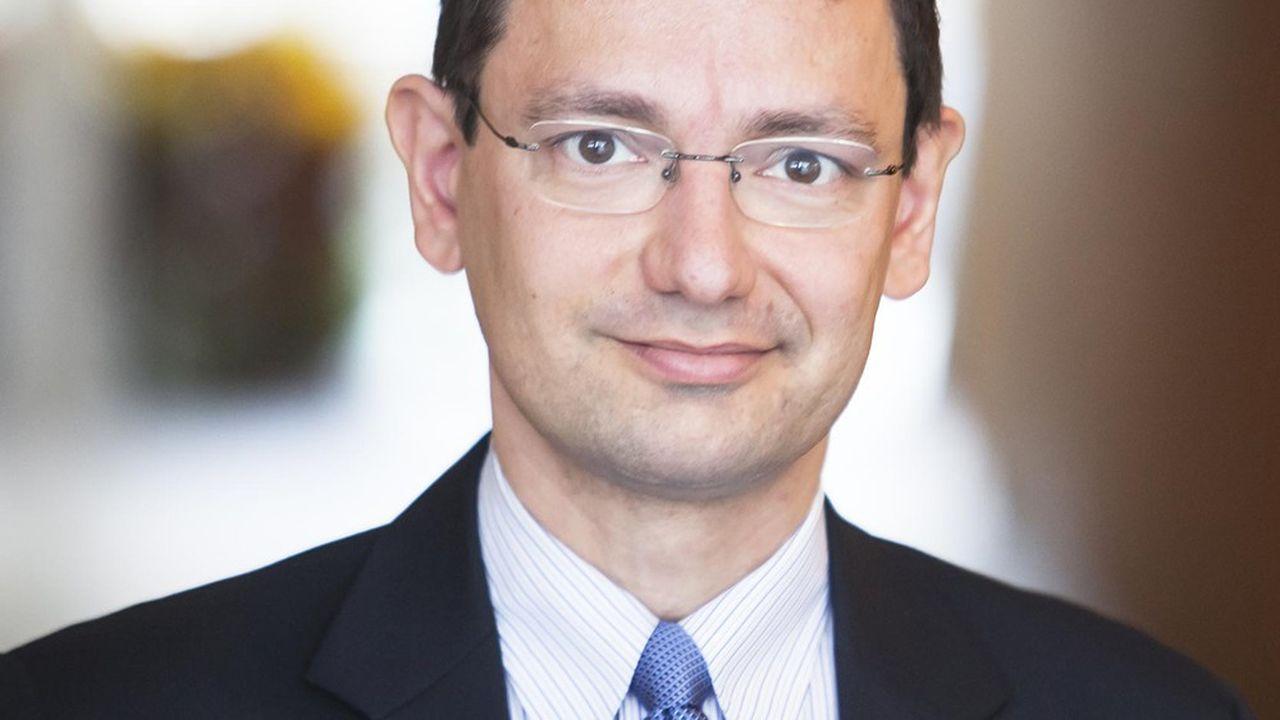 Nicolas Véron, économiste à Bruegel (Bruxelles) et au Peterson Institute for International Economics (Washington)