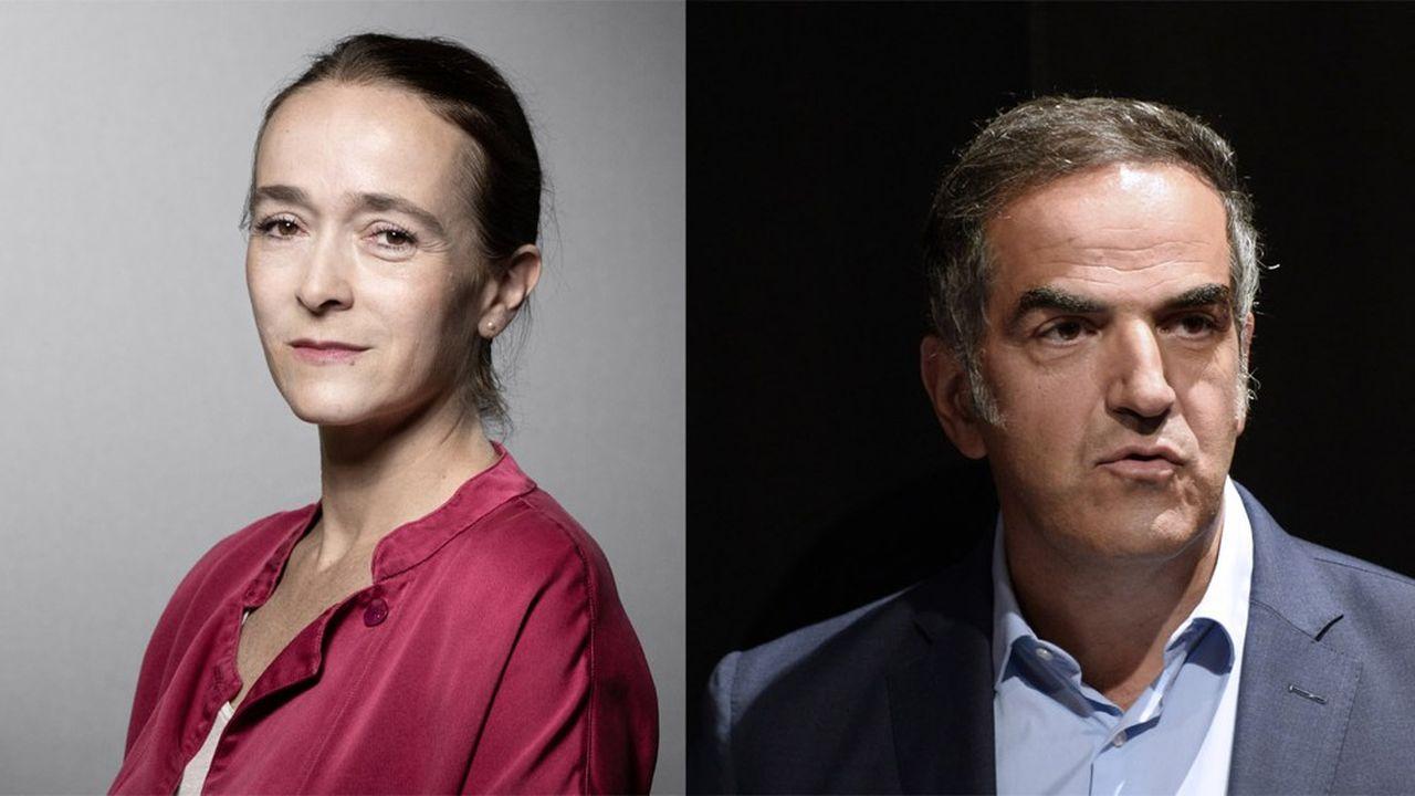 Delphine Ernotte et Christopher Baldelli étaient auditionnés au CSA ce mardi.