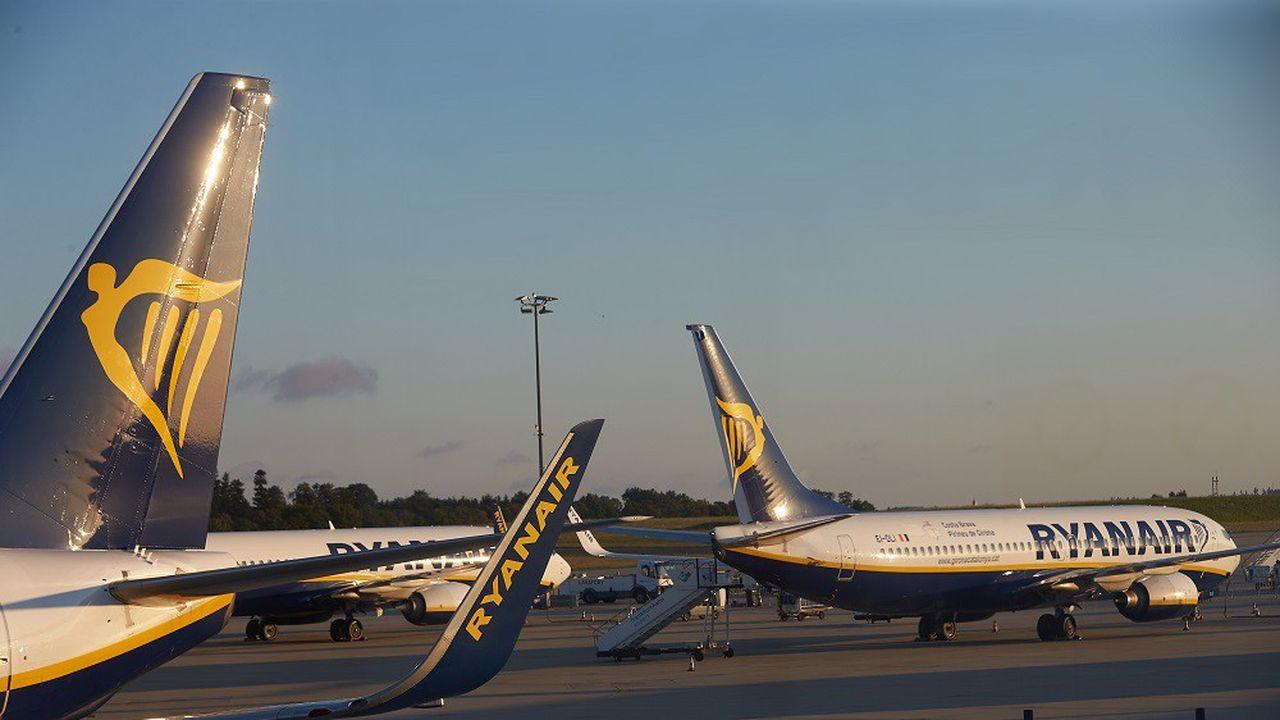 Ryanair n'a pas précisé combien d'emplois étaient concernés par la fermeture de sa base de Francfort, qui prendra effet le 1ernovembre.