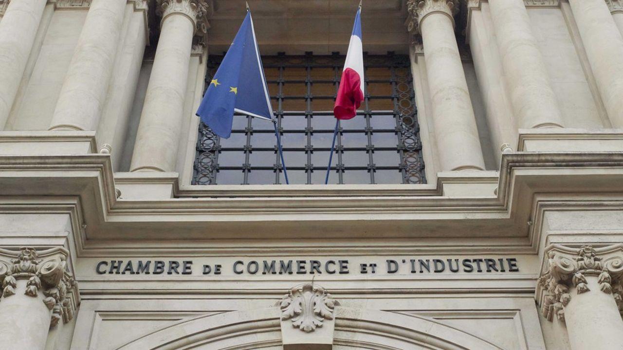 Le siège de la CCI Paris Ile-de-France.