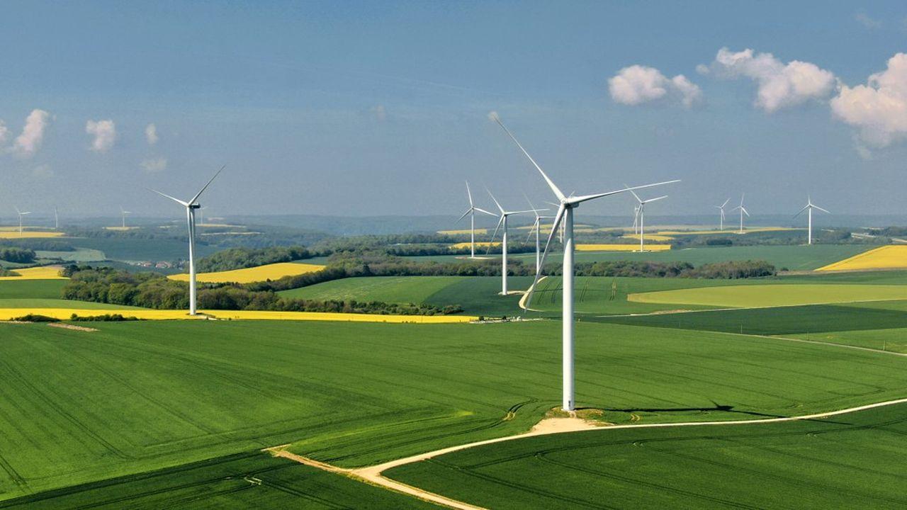 A partir de 2023, au moins 1 gigawatt de capacités de production électriques éoliennes arriveront en fin de vie, chaque année.