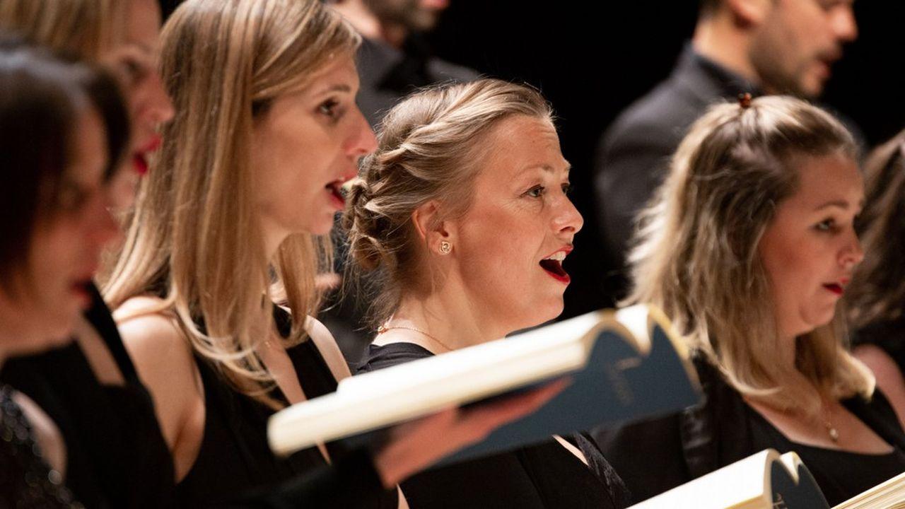 Pygmalion se fera entendre dans « Didon et Enée » de Purcell et « La Descente d'Orphée aux Enfers » de Charpentier, deux merveilles spécialement préparées pour le festival.