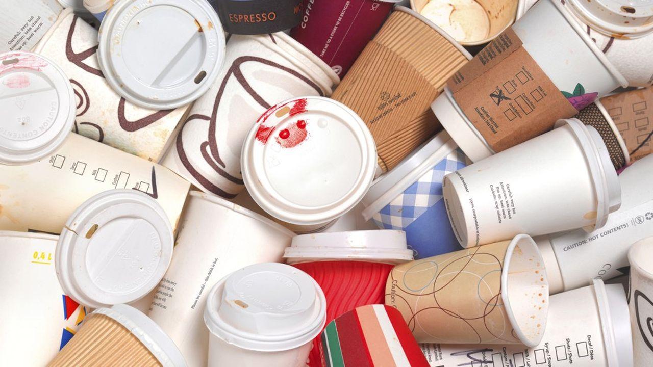 L'Europe va taxer les déchets d'emballage en plastique non recyclés à hauteur de 80 centimes d'euro par kilo.