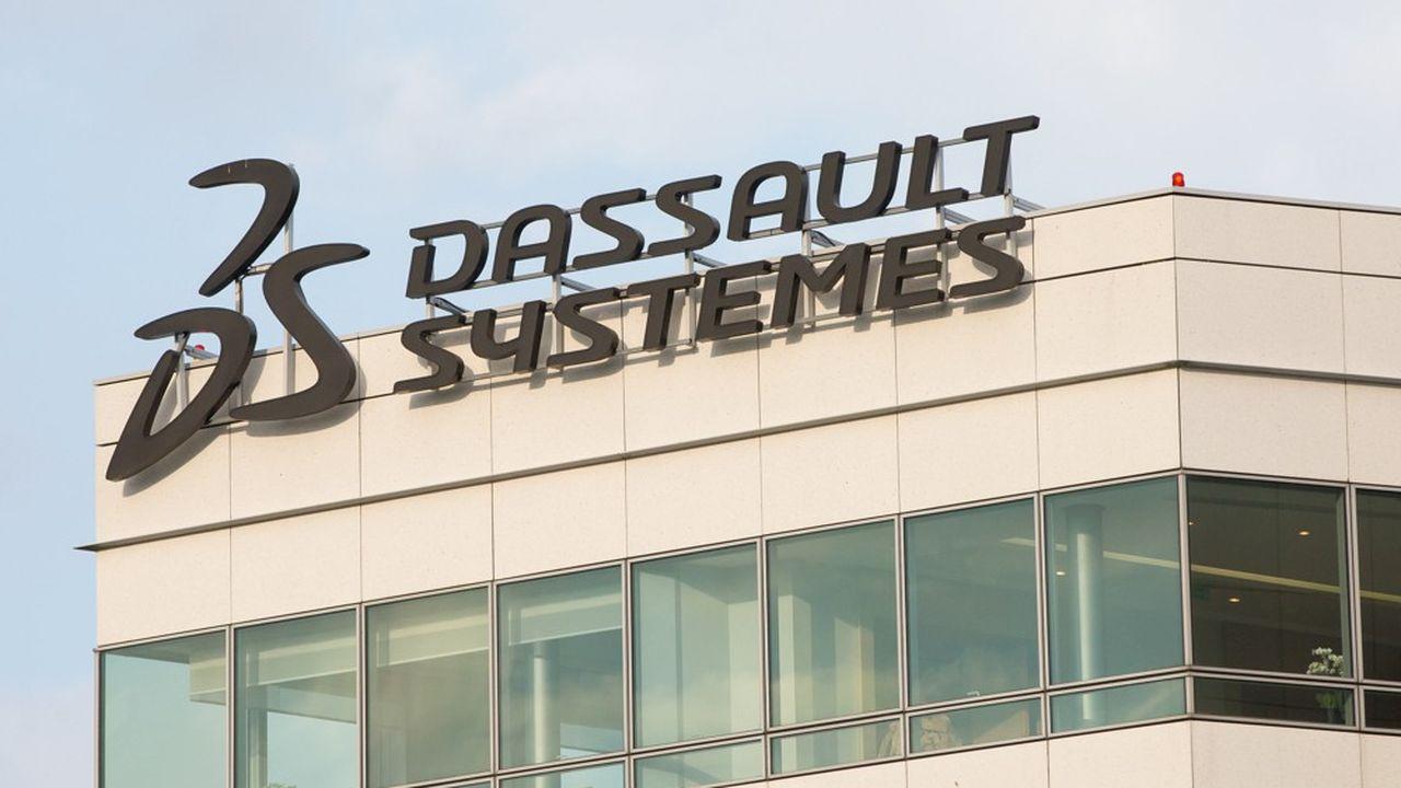Grâce aux bonnes performances de Medidata, la zone Amérique pèse désormais pour près de 40% dans le chiffre d'affaires de Dassault Systèmes